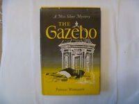 THE GAZEBO by Patricia Wentworth - hardcover with dust jacket