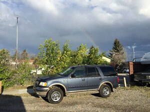 Ford Expedition Eddie Bauer Edition   8 Seater   MINT   Leather