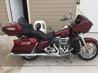 As new out the door price 407 Kms cvo road glide