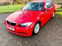 2007 BMW 3 Series 2.0 318i SE Saloon 4dr Petrol Manual (175 g/km, 129 bhp)