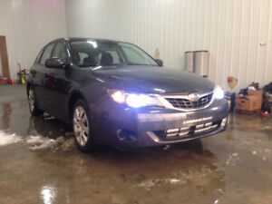 2008 Subaru Impreza Base Bicorps