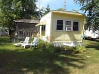 Ipperwash Woodhaven Park Site #119 - 52' Mobile Home