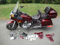 Goldwing Parts 1984-1987 Complete Bike