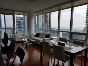 February: Downtown Furnished 2 Bedroom @ Maple Leaf Sq - Union