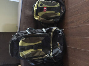 Like new condition backpacking backpack