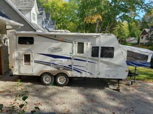 Roulotte Hybride 22 pied Trail Cruiser 2006