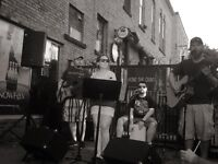 Book us for your next event! Hone the Craft- Acoustic Cover band