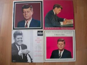 Collection of original 1960's Kennedy items (12) (see pics)