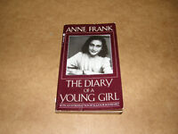 Livre (Anglais) Anne Frank The Diary of a Young Girl - 4$