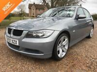2007 07 BMW 3 SERIES 2.0 318I SE 4D AUTO 128 BHP