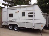 Antigua 185BH with bunk beds