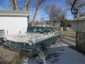 For Sale: 1957 Mercury Montclair
