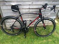 Mekk poggio 1.6 carbon road bike