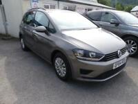 2014 VOLKSWAGEN GOLF SV S EDITION TDI DSG ** DIESEL AUTOMATIC ** 5 DOOR HATCHBAC