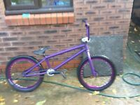 Stunt bmx for sale