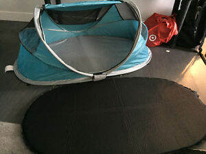 Kid travel bed/peapod/tent