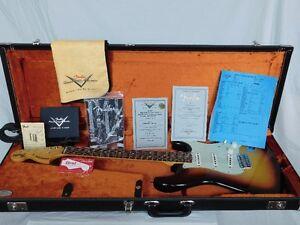 Fender Custom Shop 1969 Stratocaster Reverse Headstock