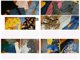 Womans Size 12 Clothes Bundle