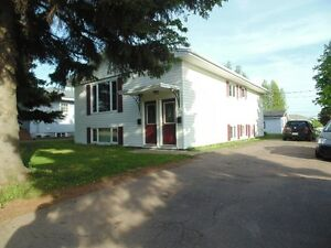 Duplex for sale in Dieppe prime location on large lot