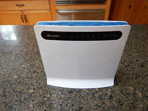 Huawei B593 WiFi Router