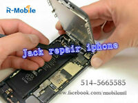Réparation iPhone, iPod touch, iPad repair, unlock 514-5665585