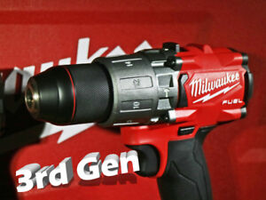 "Milwaukee 3rd Gen M18 FUEL 1/2"" Hammer Drill/Driver with XC 5.0"