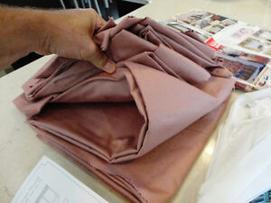 Drape or Table Cloth Material, Accessories &Instructions All $14 Kitchener / Waterloo Kitchener Area image 3