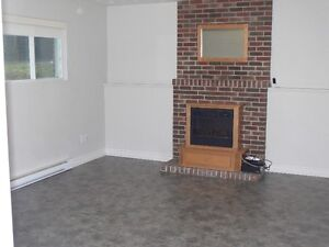 1 bedroom basement apt in private home available Apr 15th