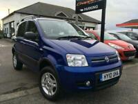 2010 Fiat Panda **DEPOSIT TAKEN ** 1.2 petrol 4X4 manual only 4,000 miles from n