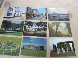 ENGLAND VINTAGE POST CARD'S