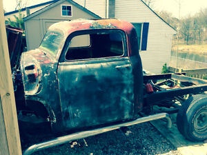 1953 rat rod project. London Ontario image 1