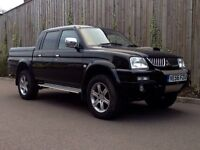 2006 Mitsubishi Animal L200 - PX Welcome