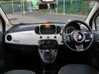 2017 Fiat 500 Fiat 500 1.2 Lounge 3dr Hatchback Petrol Manual