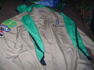 TWO COLLECTABLE BOY SCOUT SHIRTS Sarnia Sarnia Area image 2