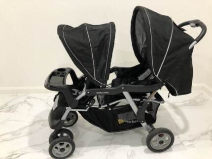 Excellent Condition Double Pram nearly NEW
