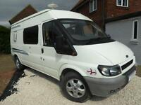 Ford Transit 125 T350 2 berth campervan for sale Ref 12009