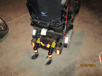 Invacare model TDX4 power wheelchair