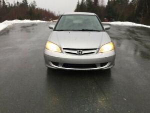 2004 Honda Civic 5 Speed
