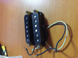 Van Zandt Vintage Plus Strat pickups x2 (Neck and Middle)