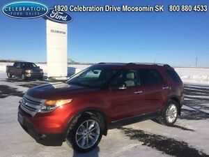 2014 Ford Explorer XLT  CELEBRATION CERTIFIED!!