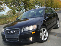 2006 Audi A3 MANUAL 6-SPD $ 5,485 156,973 KM w/Premium Pkg Wagon