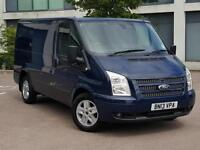2013 FORD TRANSIT LIMITED 125BHP 280S NO VAT