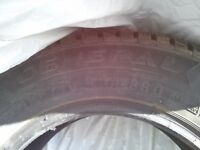 4 Altimax Arctic General Tires 185/70 R 14 880 (Used 1 winter)