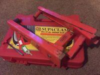 SAS Caravan Wheel Clamp