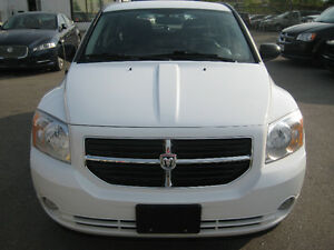 2011 Dodge Caliber SXT SedanCAR PROOF VERIFIED SAFETY AND E TEST