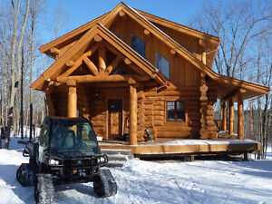 handcrafted log homes  monster logs Kitchener / Waterloo Kitchener Area image 4