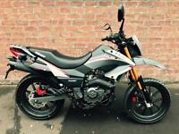 Keeway TX 125 learner legal own this bike for only £11.63 a week