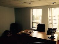Small private office space beautifully appointed in Milton