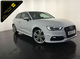 2015 AUDI A3 S LINE TDI DIESEL AUTO 3 DOOR HATCHBACK FINANCE PX WELCOME
