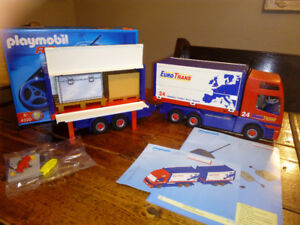 Playmobil Euro Transport téléguidé